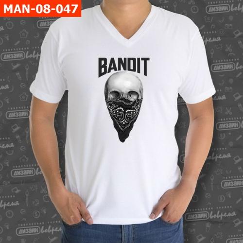 """Футболка """"Бандит"""""""